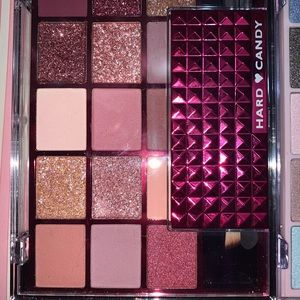 Hard candy look pro eyeshadow palettes